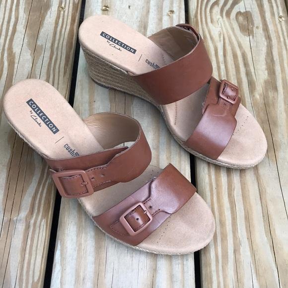 56c615d300d Clarks   Lafley Devin wedge sandal
